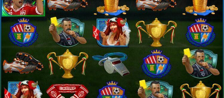 Spiele Football Frenzy - Video Slots Online